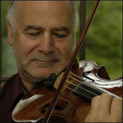 Chamber Music International's 28th Season - 2013-2014 featured artist, violist Atar Arad
