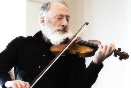 Chamber Music International's 29th Season - 2014-2015 featured artist, Paul Rosenthal